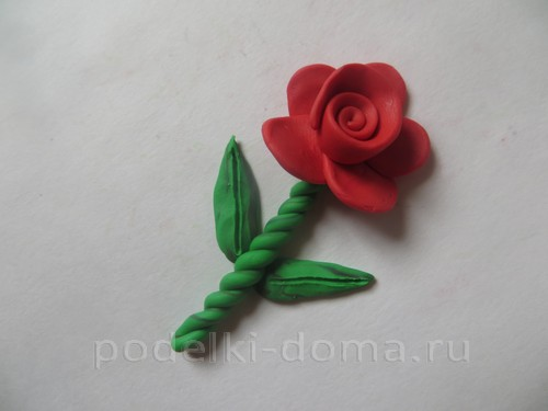 roza iz plastilina01