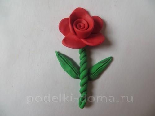 roza iz plastilina07