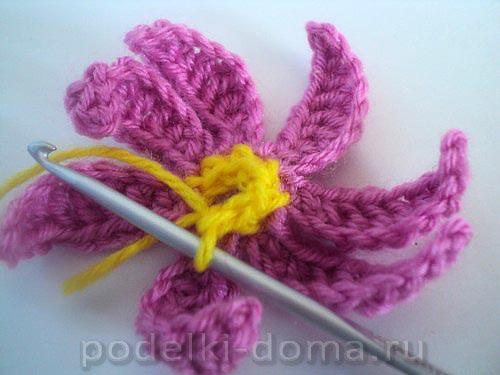vyazanaya zakladka cvetok06