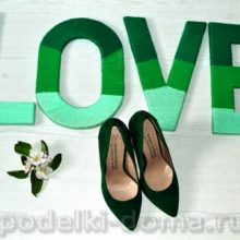 Свадьба в зеленом цвете. Оформление