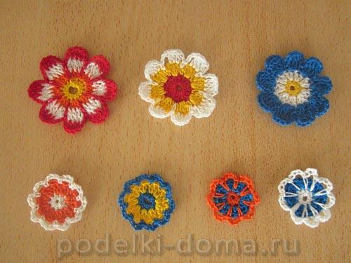 povyazka cvety kryuchkom22