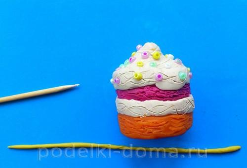 торт из пластилина05