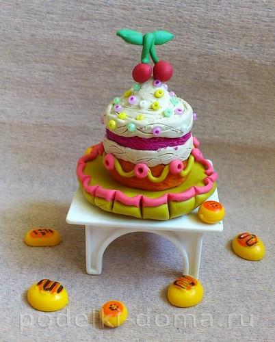 торт из пластилина09