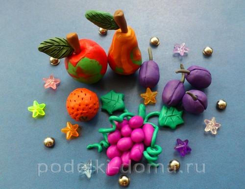 frukty iz plastilina26