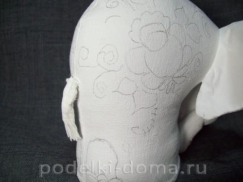 myagkaya igrushka slon pod gzhel16