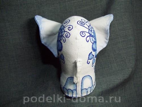 myagkaya igrushka slon pod gzhel29