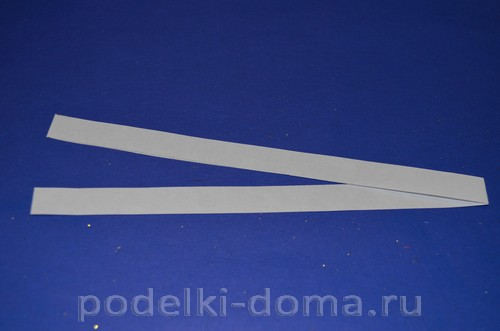 бумажная снежинка фальш квиллинг 8
