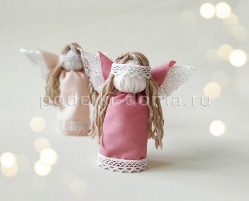 Ангелы своими руками