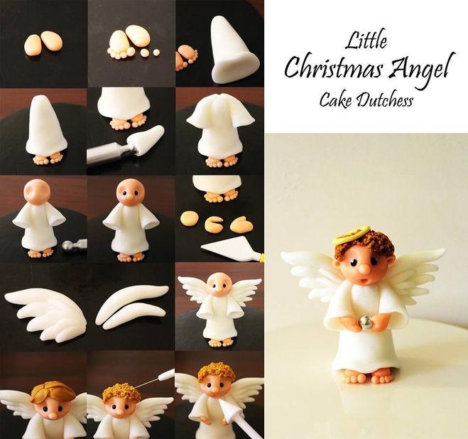 ангел пластилин1