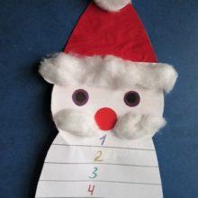 Календарь ожидания Нового года «Дед Мороз»