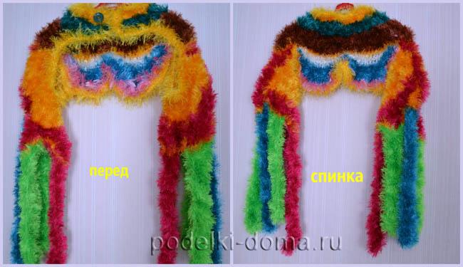 костюм петушок2