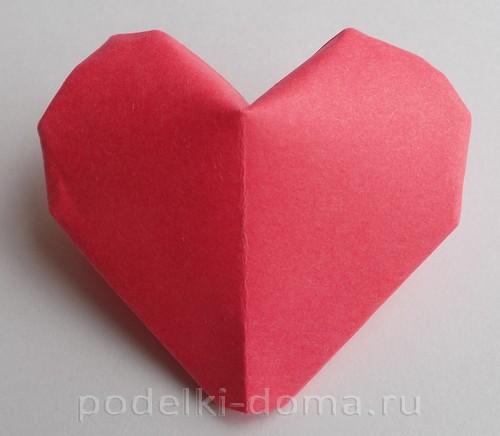 serdce origami bumaga13