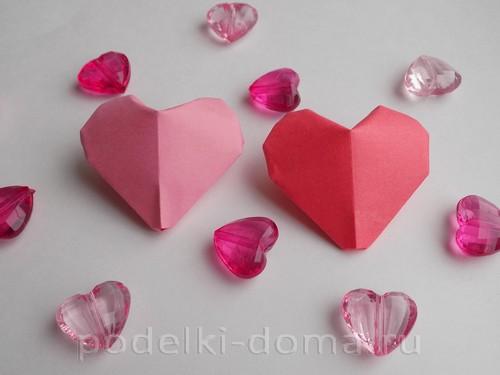 serdce origami bumaga14