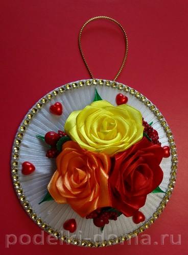 panno rozy iz lent20