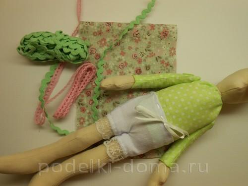 Кукла Баба Яга своими руками (шитье), Коробочка идей и мастер-классов