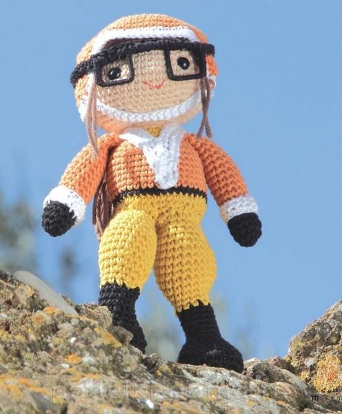 куклы амигуруми20