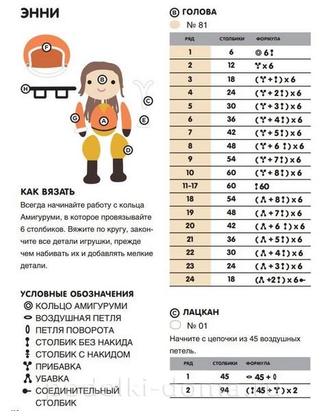 куклы амигуруми21