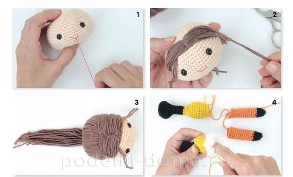 куклы амигуруми29