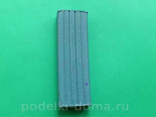 ракета из пластилина01