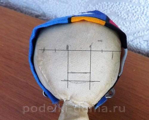 рисуем лицо кукле02