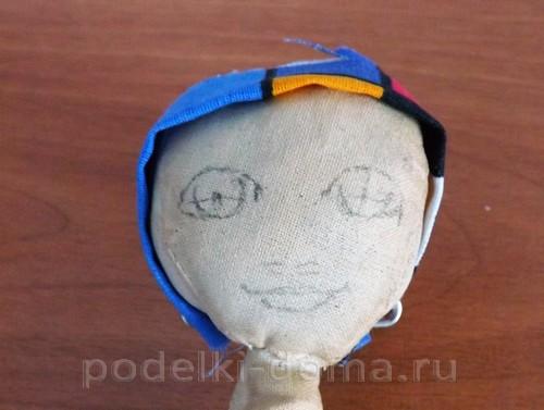 рисуем лицо кукле03
