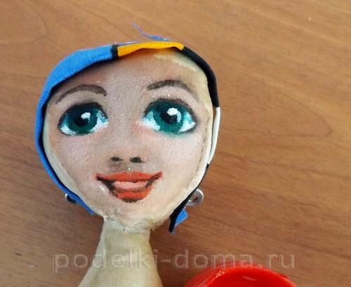 рисуем лицо кукле06
