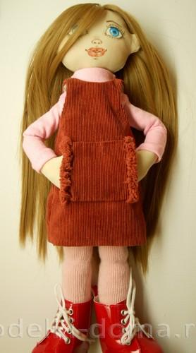 сарафан для куклы