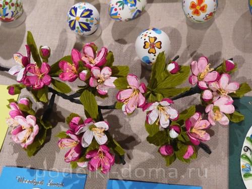 цветы из гофробумаги01