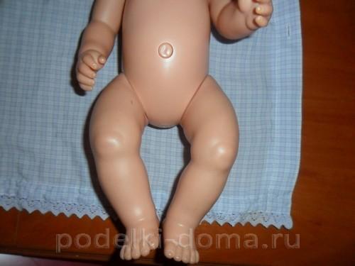 платье куклы беби борн01
