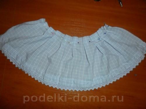 платье куклы беби борн03