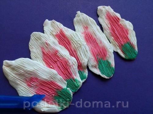 лилия из пластилина04