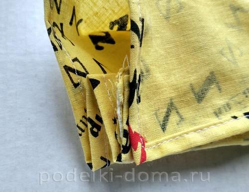 шитье косынки на резинке13