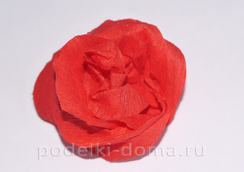 цветы из гофробумаги04
