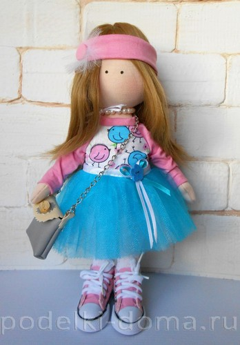 Как сделать кукольную одежду фото 704