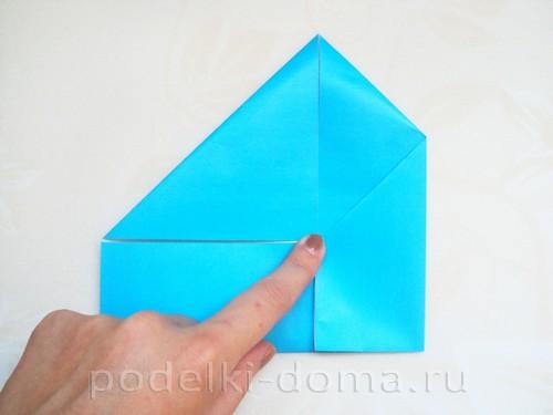 карандашница из бумаги03