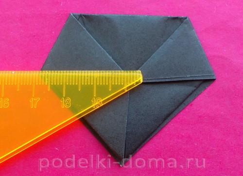 летучая мышь оригами 04