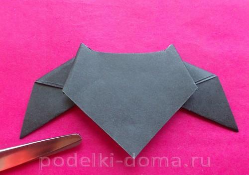 летучая мышь оригами 07