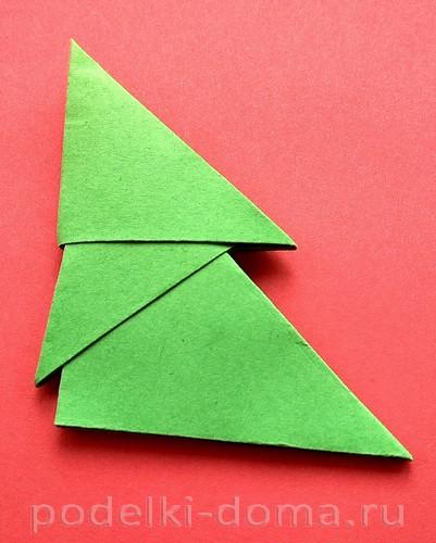 Елка из бумаги без клея- три варианта изготовления - Терра-хобби- поделки своими руками