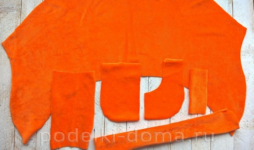 костюм морковки шитье 03