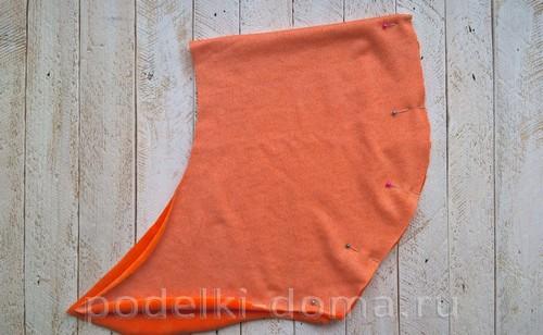 костюм морковки шитье 04