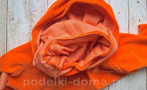 костюм морковки шитье 10