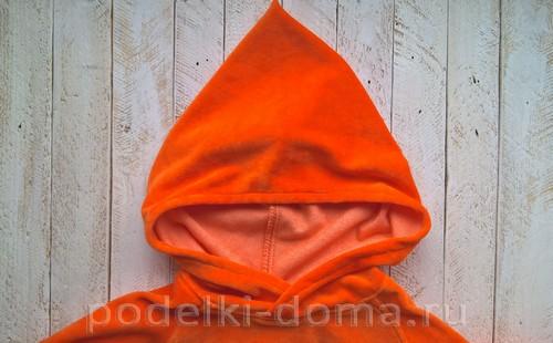 костюм морковки шитье 11