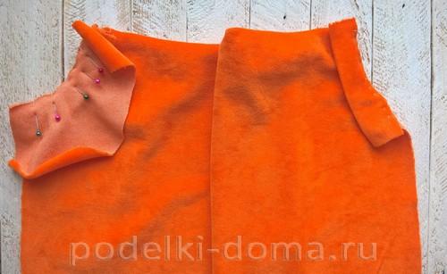 костюм морковки шитье 12