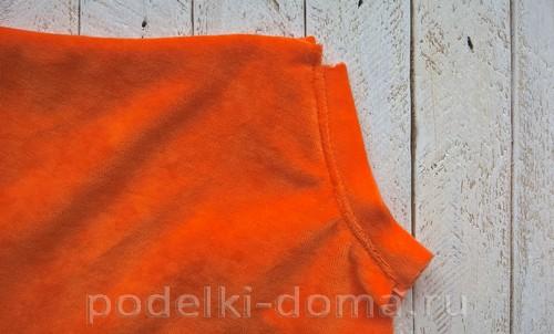 костюм морковки шитье 13