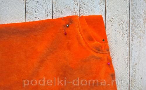 костюм морковки шитье 15