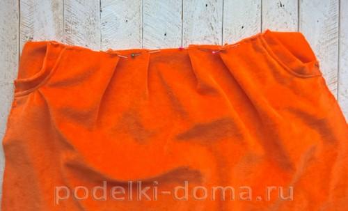 костюм морковки шитье 16