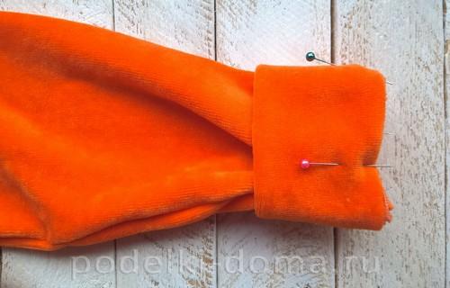 костюм морковки шитье 19