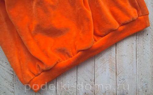 костюм морковки шитье 21