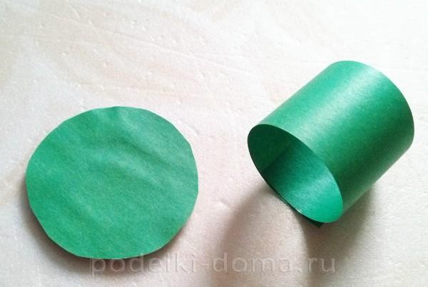форма для бутылки из бумаги 18