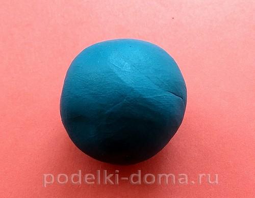 валентинка пластилин котик02